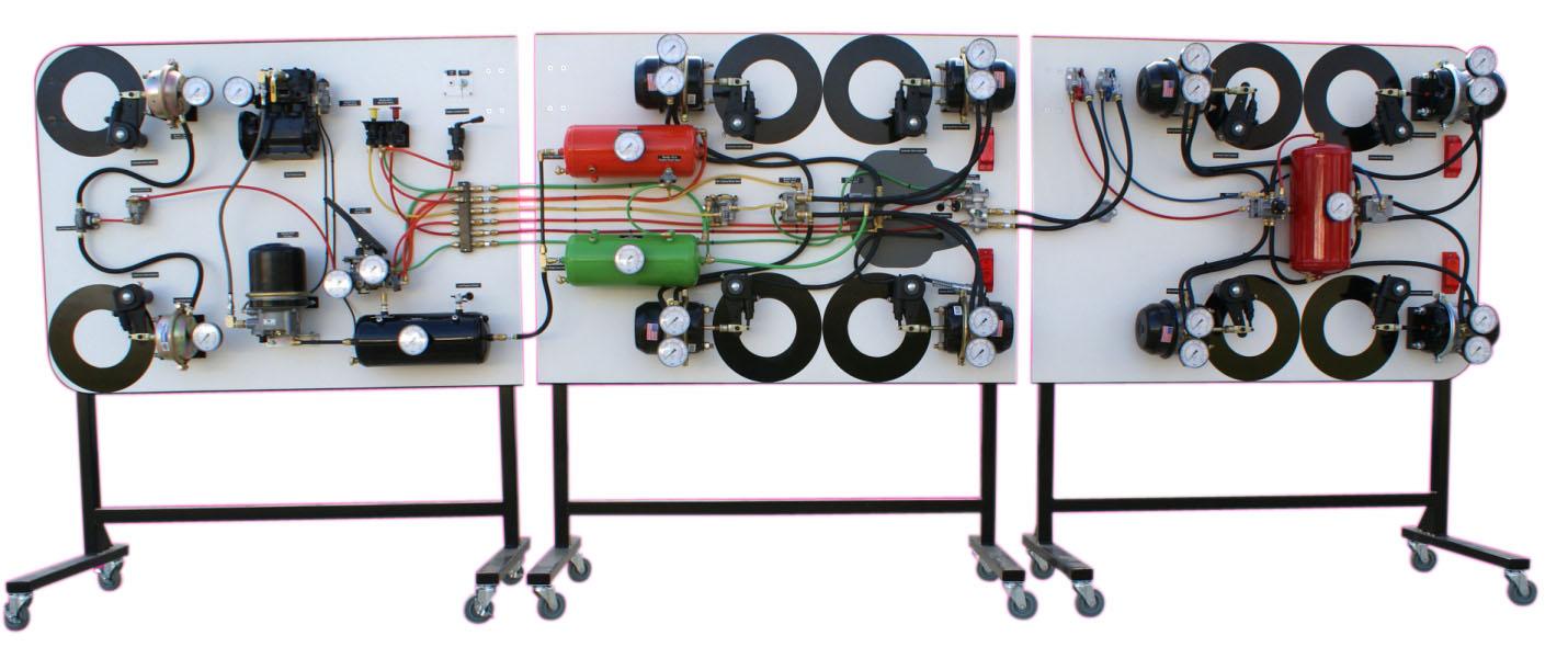 Wabco Air Brake System Diagram : Air brake system training systems ll fabricating